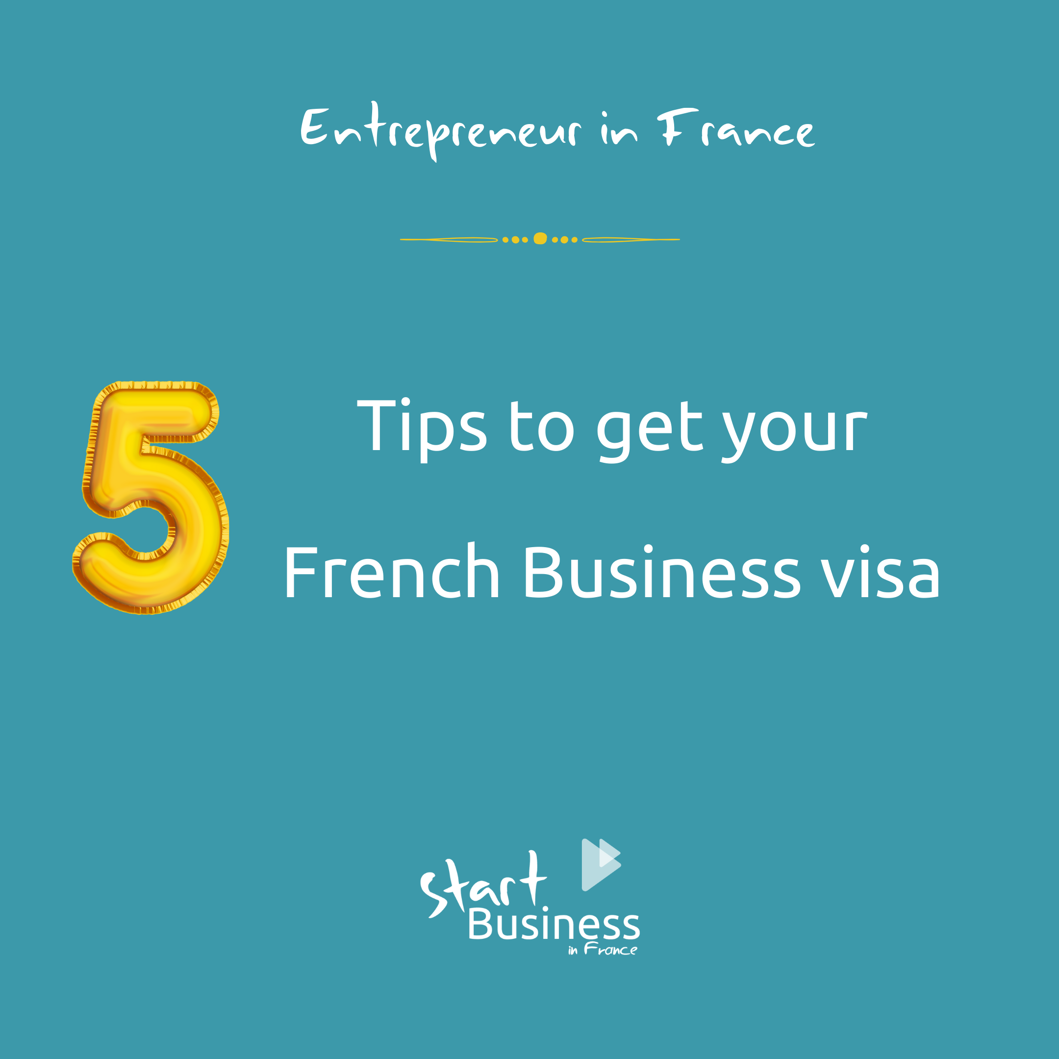 5 tips to get your French business visa