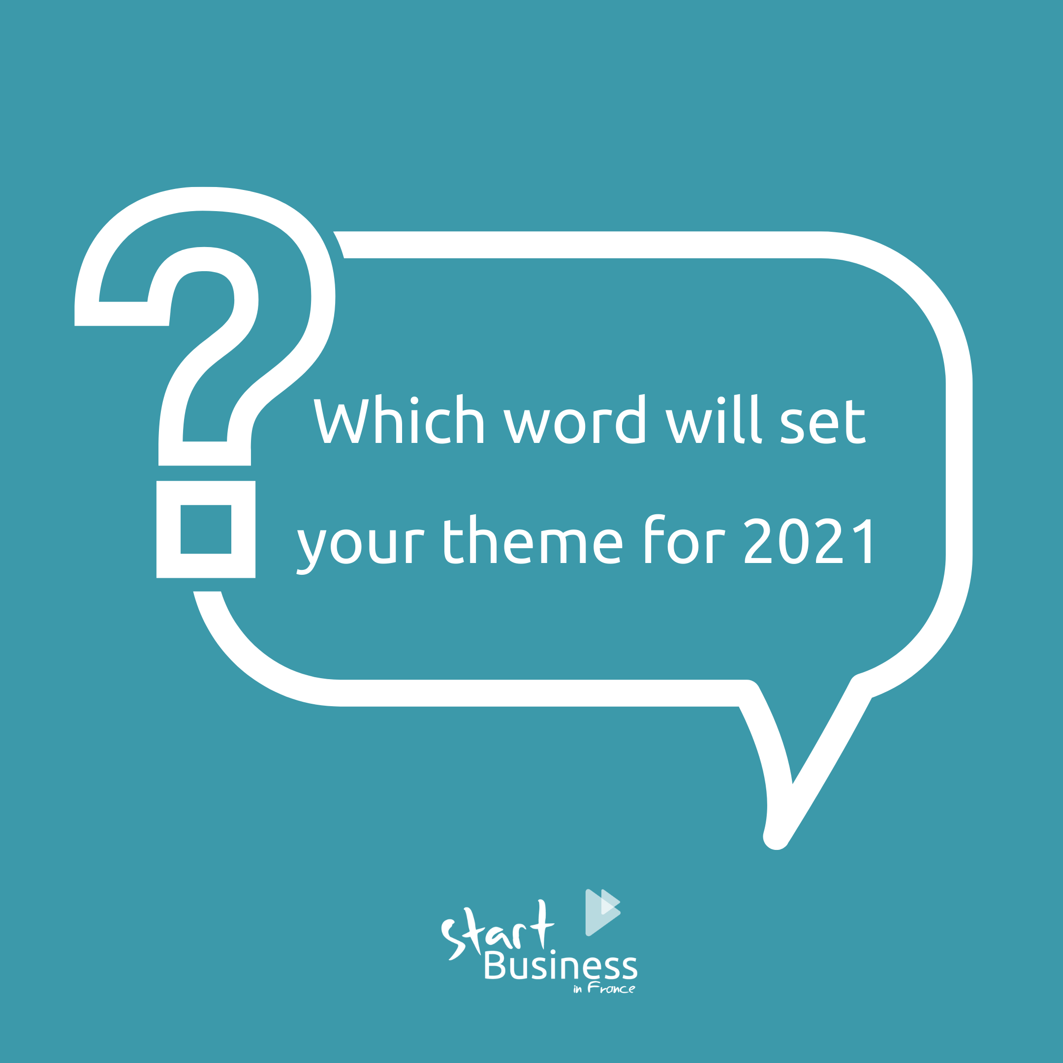 What is your word for 2021?
